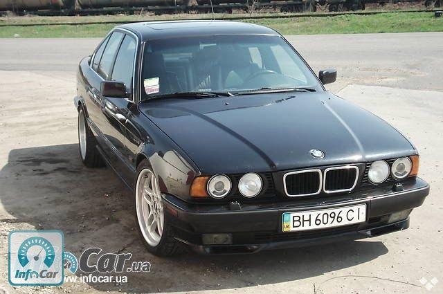 BMW М5 1993 в Одессе.  Просмотр галлереи.