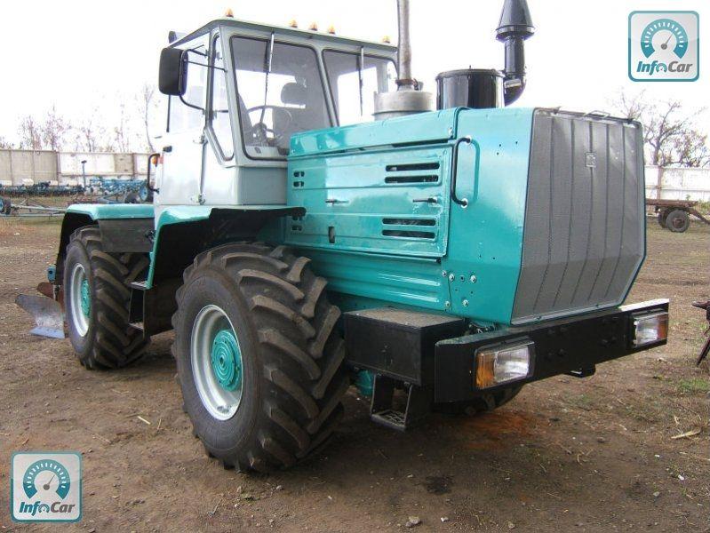 Купить спецтранспорт ХТЗ Т-150 1995 () без пробега, продажа ...