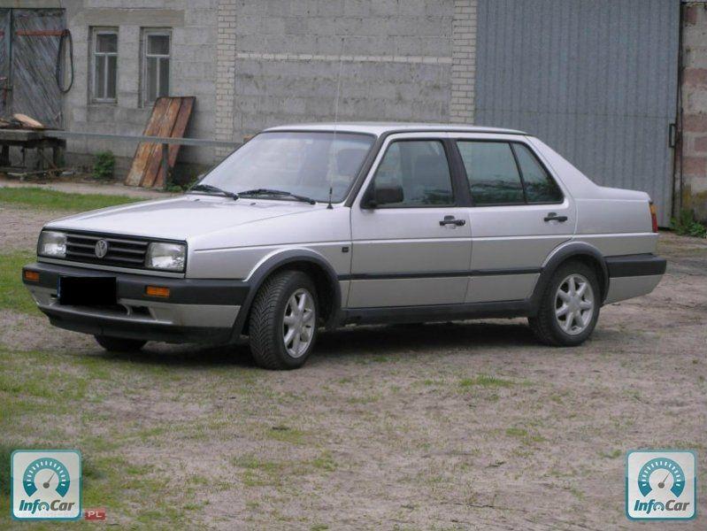 Фольксваген джетта 1991 фото