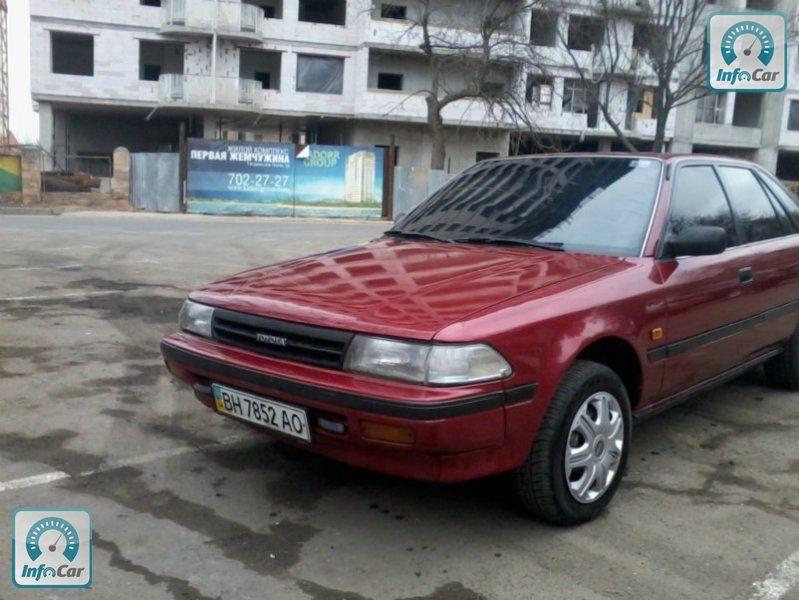 Тойота карина 2 фото