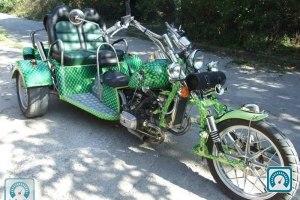 Купить мотоцикл КМЗ Днепр МТ-11 2008 (зеленый) с пробегом, продажа подержанного КМЗ Днепр МТ-11 на автобазаре в Запорожье
