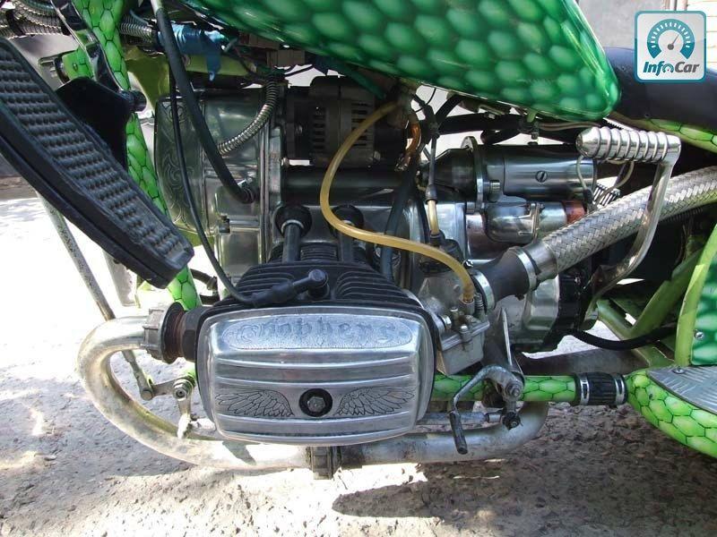 Фото Трайк Питон, Просмотр фотографий к объявлению 5402, продажа мототехники Мотоцикл Трайк Питон, фото 3.