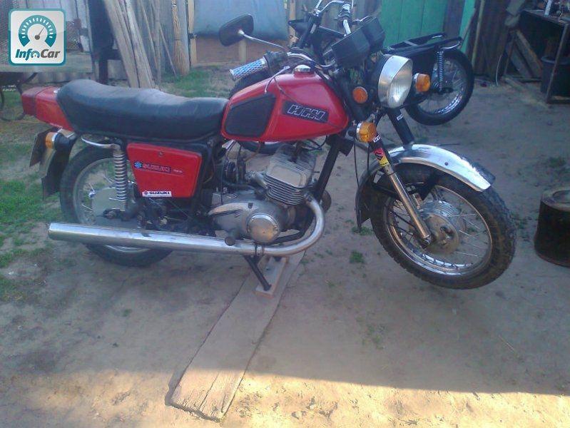 Купить новый мотор иж юпитер 5. Мотоцикл
