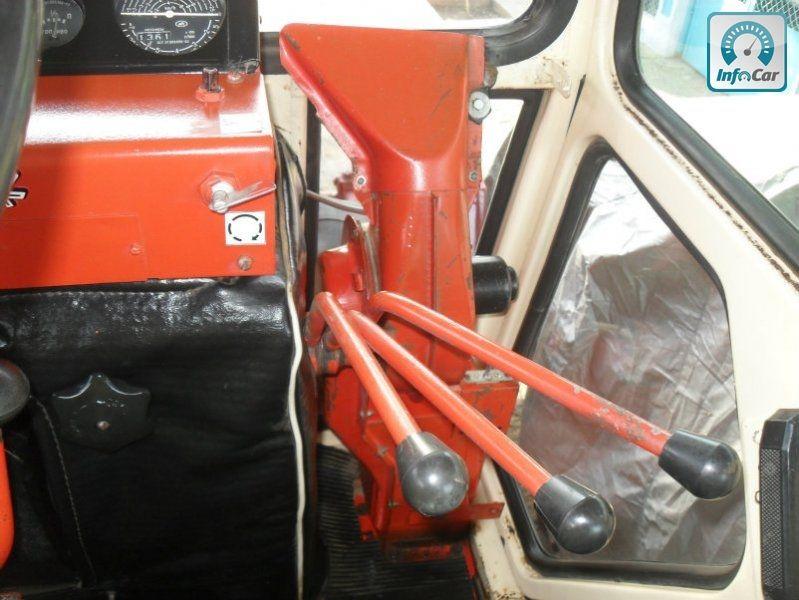 BELARUS-622: Минский тракторный завод