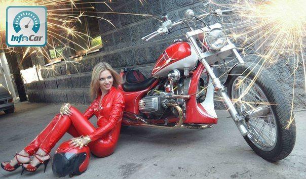 Тюнинг мт днепр 11 мотоциклы русские