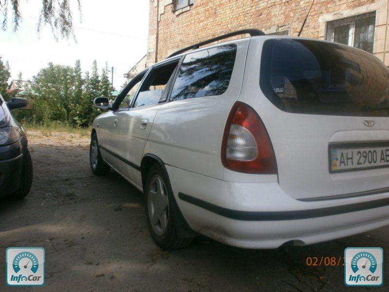 Daewoo Nubira универсал 1998.  …
