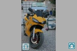 Частное объявление о продаже бу мотоцикла yamaha yfz r6 (желтый) 2003 года выпуска за 2717$ в судаке