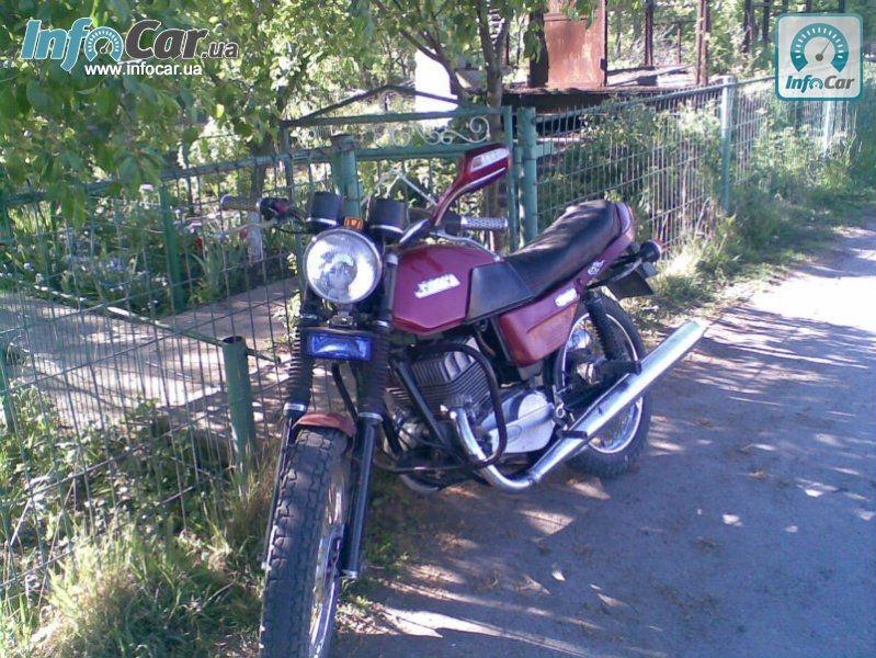 Jawa 350 12v 1989 №21405