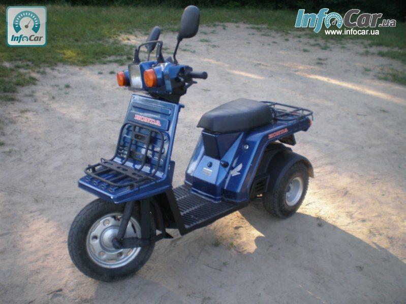 Honda gyro x 1999 №22024