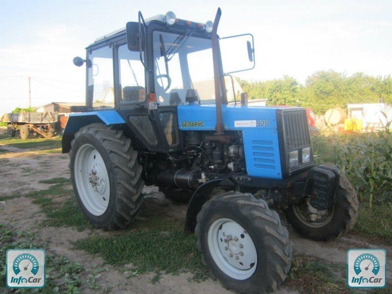 Трактор МТЗ-920.3: продажа, цена в Люберцах. запасные.