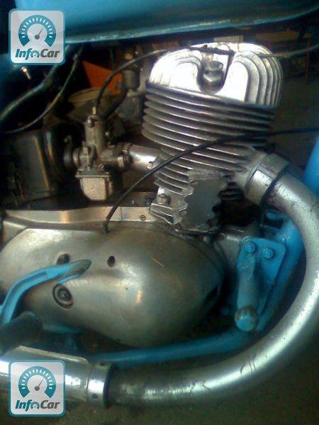 Иж планета двигатель 1963 №254086