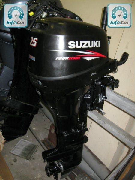 неисправности лодочного мотора suzuki