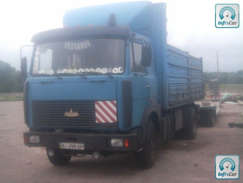 Купить грузовик МАЗ 5336 зерновоз 1998 (синий) с пробегом ...: http://avtobazar.infocar.ua/lorry/kievskaya-oblast/mironovka/maz/5336/bortovoy-1998-283645.html