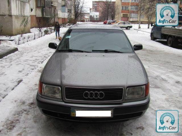 Продам AUDI 100 C4 1992 г.в. люк. легкосплавные диски. перед