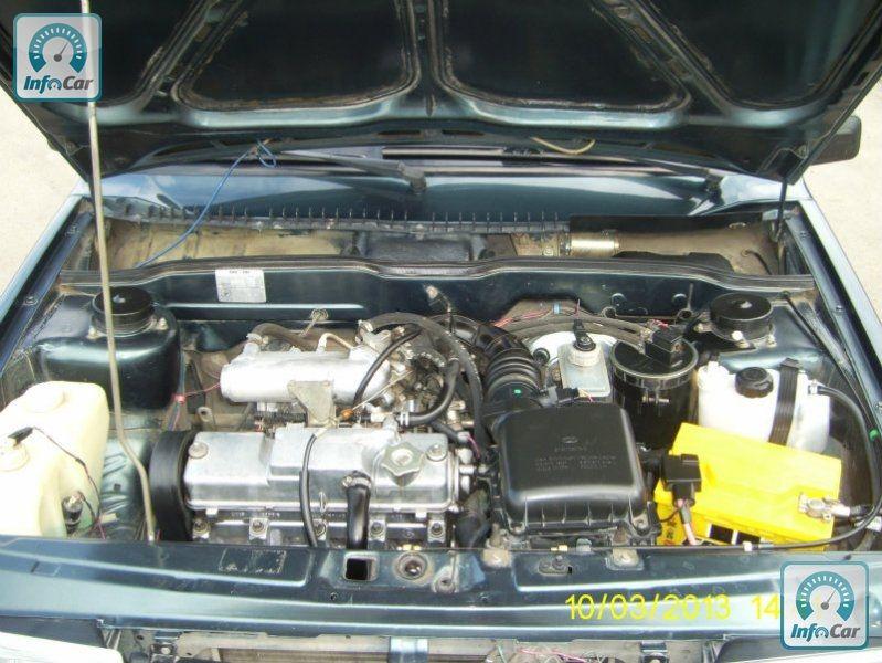 Фото №5 - как выглядит инжектор на ВАЗ 2110