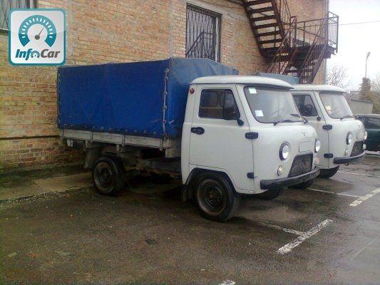Купить автомобиль УАЗ 33 3 в России Продажа б/у