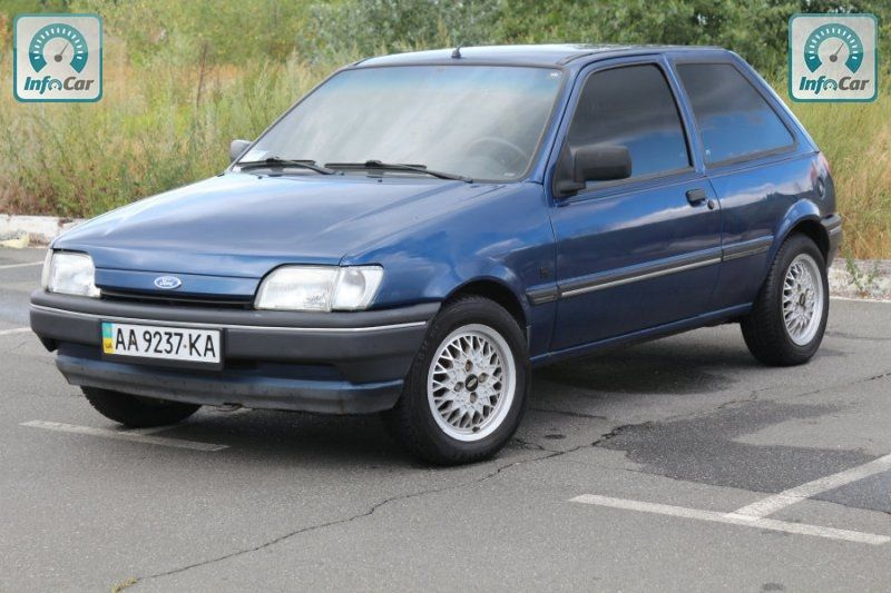ford fiesta mk3 popular plus with rs accessories retro rides. Black Bedroom Furniture Sets. Home Design Ideas