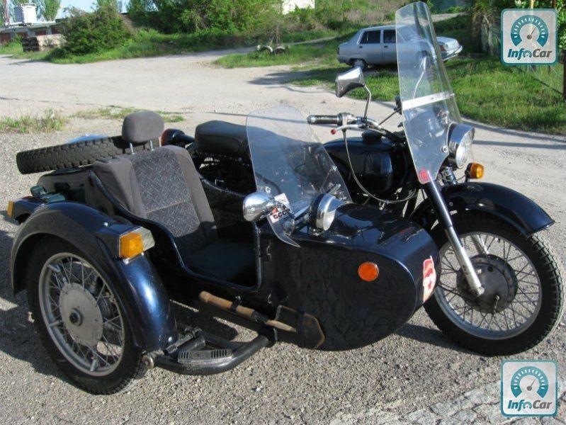 Тюнинг мотоцикла урал с коляской своими руками 82
