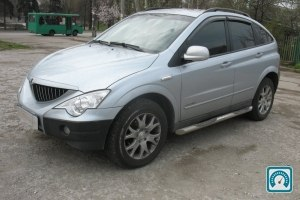 SsangYong Actyon DLX-6 2010 №506991