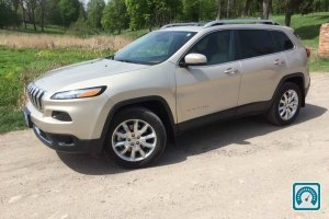 Jeep Cherokee limited 4x4 2015 №716630
