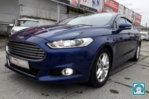 Ford Fusion  2013 №730599