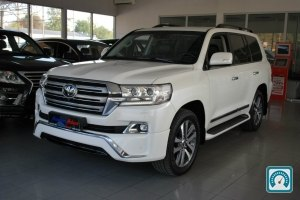 Toyota Land Cruiser  2016 №732658