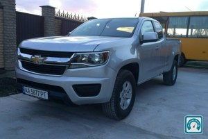 Chevrolet Colorado  2015 №733380