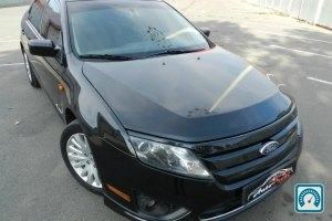 Ford Fusion  2013 №734684