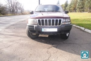 Jeep Grand Cherokee WJ 2000 №739000