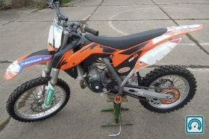 KTM SX CROSS 2013 №743022