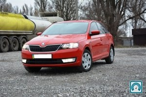 Skoda Rapid Spaceback 2014 №743657