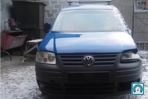 Volkswagen Caddy  2004 №745742