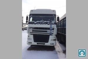 DAF XF95 FT95XF 2003 №746682