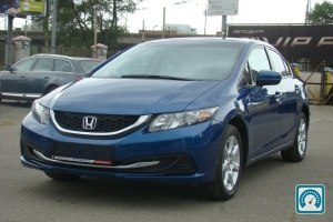 Honda Civic  2014 №747830