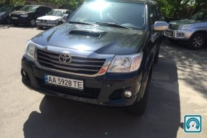 Toyota Hilux HILUX 2014 №753325
