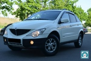 SsangYong Actyon  2009 №754907