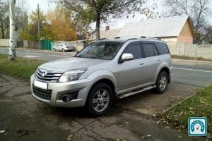 Great Wall Haval H3  2012 №755614