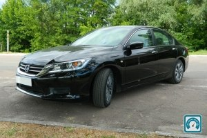 Honda Accord USA Комфорт 2015 №756845