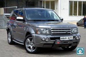 Land Rover Range Rover Sport Supercharged 2008 №760273