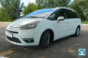 Citroen Grand C4 Picasso Full 2008 №760638