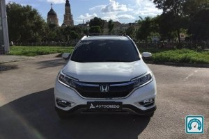 Honda CR-V awd 2015 №761784