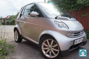 smart fortwo  2003 №762824