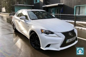Lexus IS F-SPORT 2016 №763956