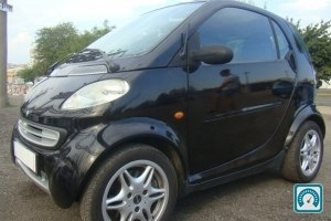smart forfour мах 2001 №764109