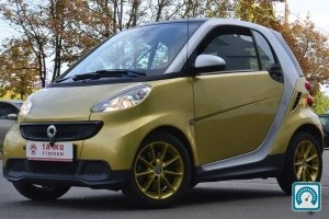 smart fortwo  2012 №766193