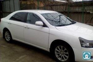 Geely Emgrand 8 (EC8)  2014 №770939