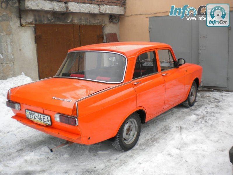 москвич 412 азлк