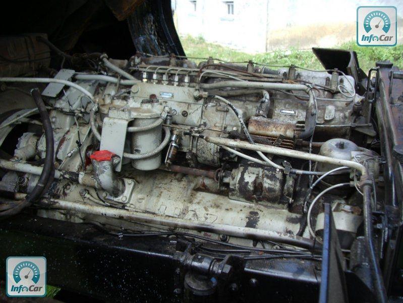 skoda liaz 110 двигатель