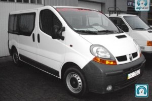 Renault Trafic 2000dCI 2004 №472700