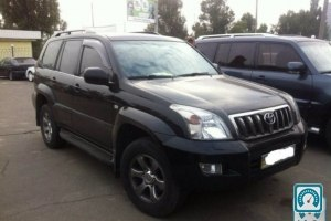 Toyota Land Cruiser Prado Идеал 2009 №631659